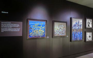 Blick in die Ausstellung, ©Porzellanikon, Foto: Andreas Gießler
