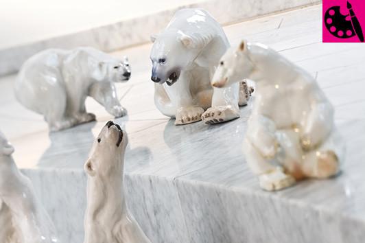 Wir starten zur Tiersafari! ©Porzellanikon, Foto: jahreiss. kommunikation foto film, Hohenberg a. d. Eger