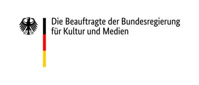 Logo Die Beaufragte der Bundesregierung für Kultur und Medien