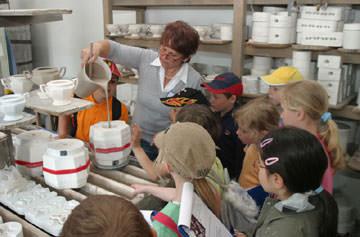 Museumspädagogisches Programm für Kindergärten