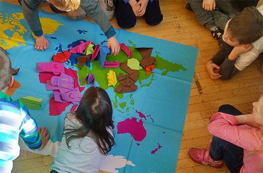 Museumspädagogisches Programm für Schulen