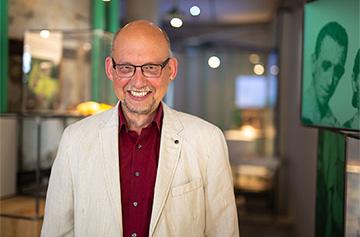 Wolfgang Schilling Porträt