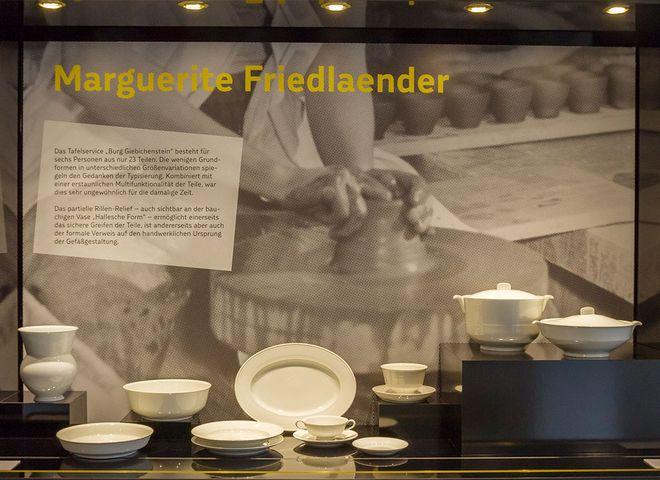 Blick in die Ausstellung; Foto: Andreas Gießler