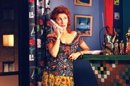 Spanischer Film: Kika, 1993 (© EL DESEO DA S.L.U, Fotografie von Jean-Marie Leroy)