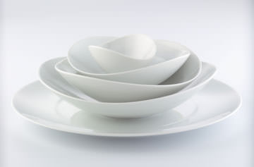 Form: Grace, Schönwald, Foto: BHS tabletop AG