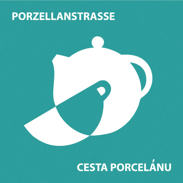Logo Porzellanstraße International