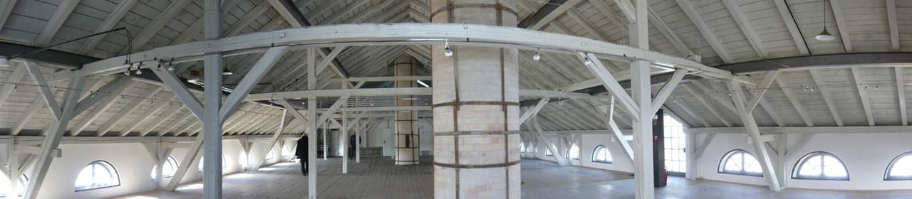 Haus 4, Bereich Sonderausstellung, Porzellanikon Selb