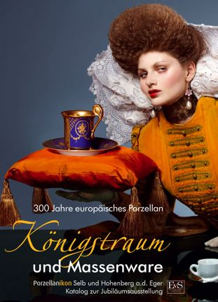 From a king's dream to mass production, 300 years of European Porcelain